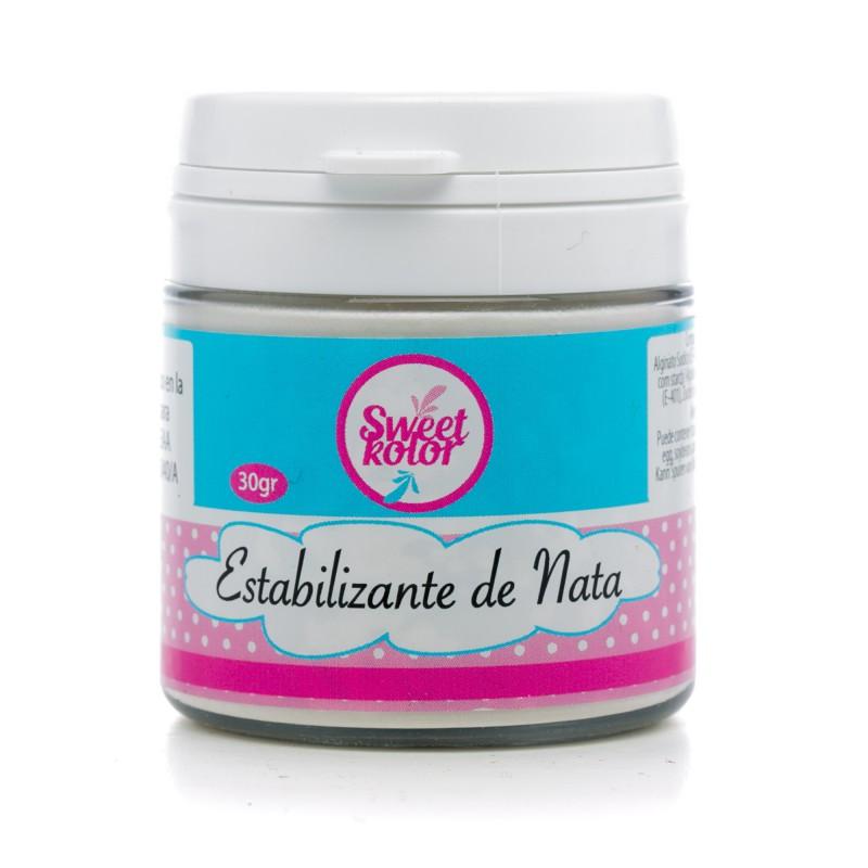 Estabilizante de Nata 30 gr SweetKolor