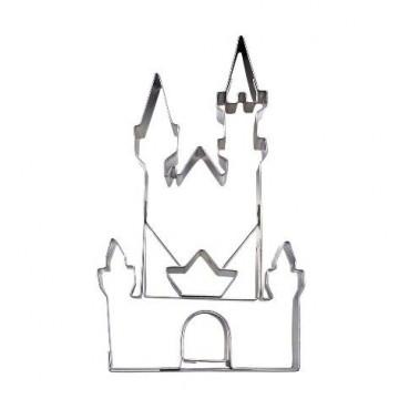 Cortante galleta Castillo Disney