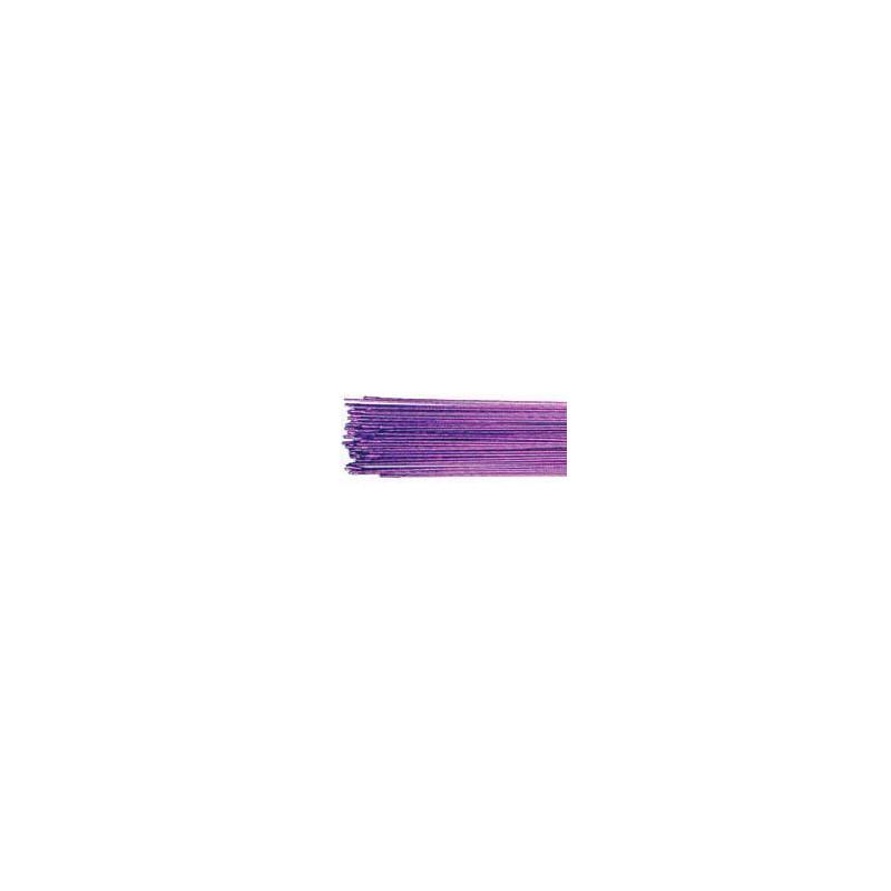 Alambre para decoracion Violeta Palido calibre 24