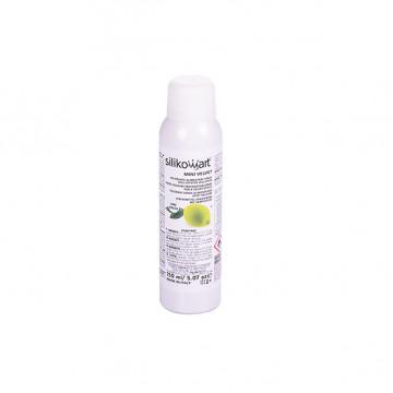 Spray efecto terciopelo Verde Lima 150 ml Silikomart