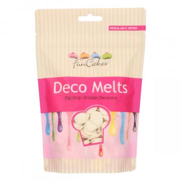 Candy Melts Blanco Brillante 250 gr Funcakes