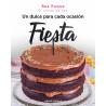 Libro Fiesta un Dulce para cada ocasión de Bea Roque