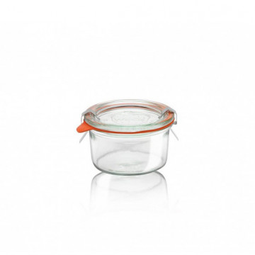 Tarro de cristal Mold 165 ml Weck