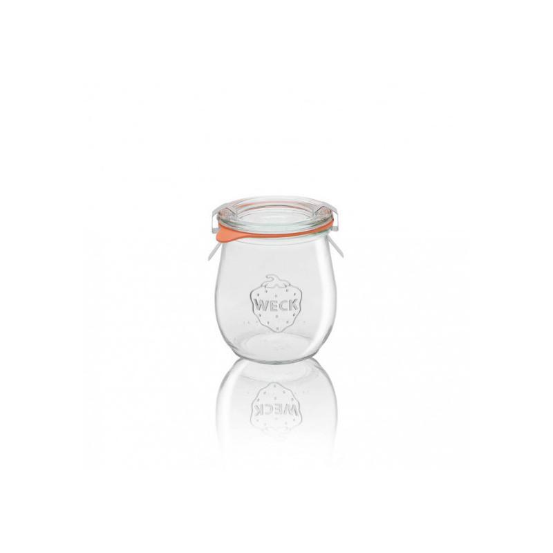 Tarro de cristal Tulip 220 ml Weck