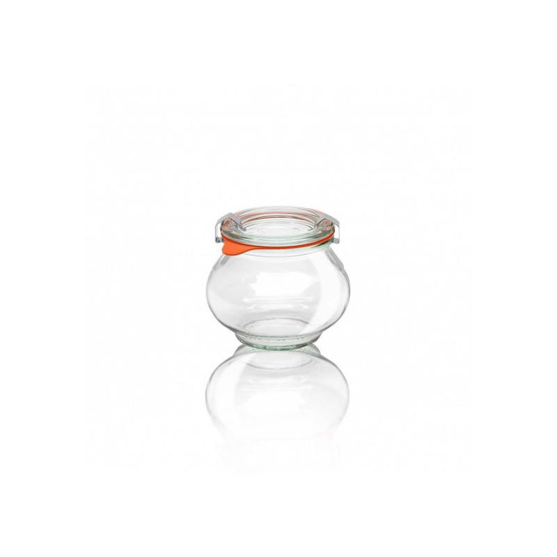Tarro de cristal Deco 220 ml Weck