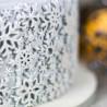 Molde de silicona Copos de Nieve Karen Davies