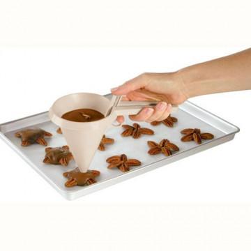 Dosificador chocolates y varios Wilton