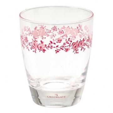 Vaso de cristal Audrey Raspberry Green Gate