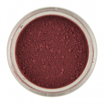 Colorante en polvo Claret. Burdeos Rainbow Dust