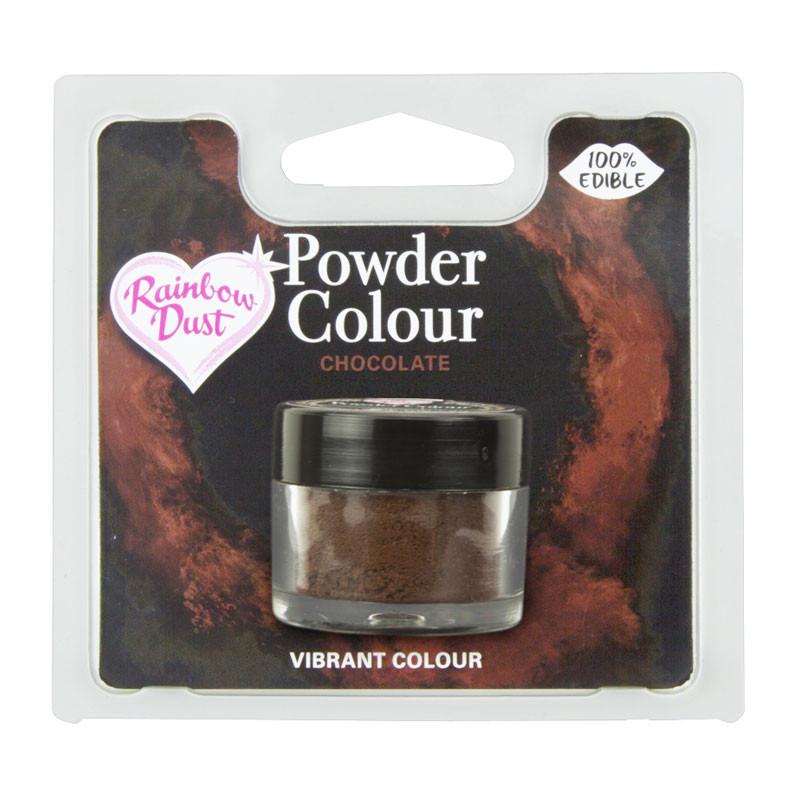 Colorante en polvo Chocolate Rainbow Dust