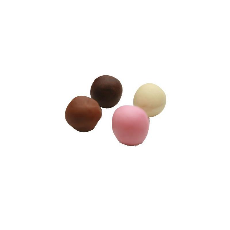 Chocolate Plastico Chocolate Cappuccino Cocoform Cappuccino SK