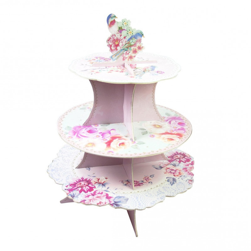 Cake Stand 3 alturas Truly Romantic