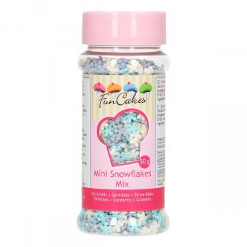 Sprinkles mini copos de nieve Funcakes