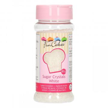 Azúcar decorador Blanco Funcakes