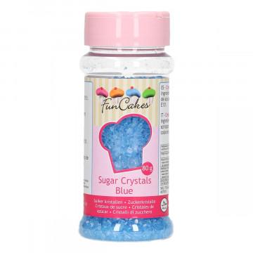 Azúcar decorador Azúl Funcakes