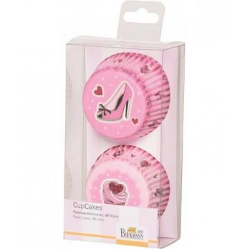 Cápsulas cupcakes Fashion Birkmann