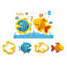 Pack de 2 cortantes Peces Decora italia