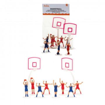 Pack de Decoración Baloncesto Decora Italia