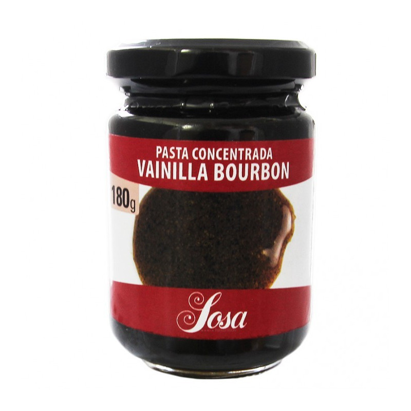 Pasta de Vainilla  180 gr Sosa