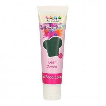 Colorante en gel Verde Hoja 30 gr Funcakes