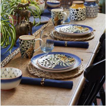 Tarro de cerámica Cheetah Creative Tops