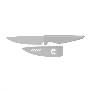 Cuchillo para mondar gris Kitchen Craft