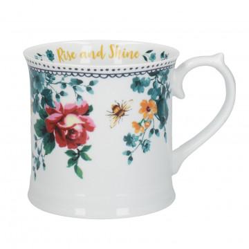 Tazón con asa Bohemian Spirit Floral Creative Tops