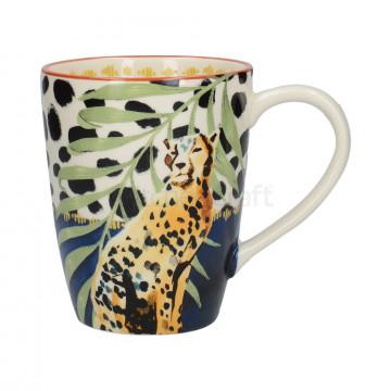 Tazón con asa Drift Cheetah Creative Tops