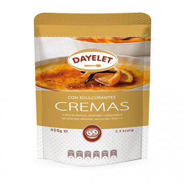 Endulzante sin azúcar para Cremas 400 gr Dayelet