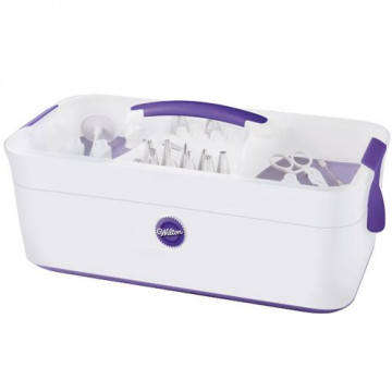 Caja almacenadora Decorator Preferred Decorating Caddy Wilton