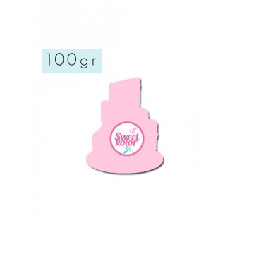 Fondant Rosa Bebe 100 gr Sweet Kolor