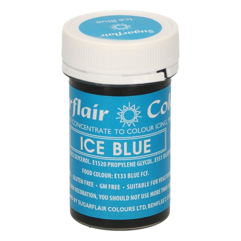 Colorante en pasta Iceblue Sugarflair