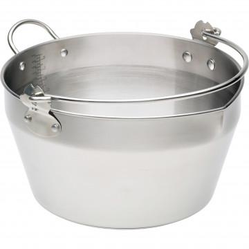 Cacerola de acero para hacer mermelada Kitchen Craft
