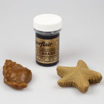 Colorante en pasta Caramel/Ivory Sugarflair
