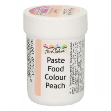 Colorante en pasta Melocotón Piel 30 gr Funcakes