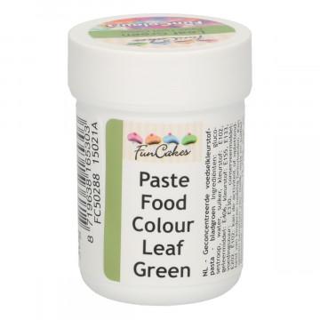 Colorante en pasta Verde Hoja 30 gr Funcakes