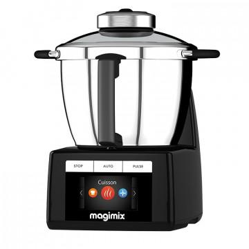 Cook Expert Robot de Cocina MagiMix Negro