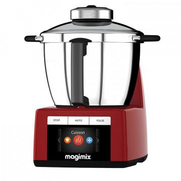 Cook Expert Robot de Cocina MagiMix Rojo