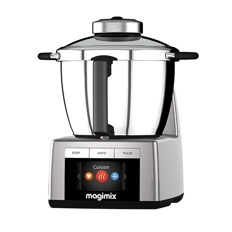 Cook Expert Robot de Cocina MagiMix Cromo