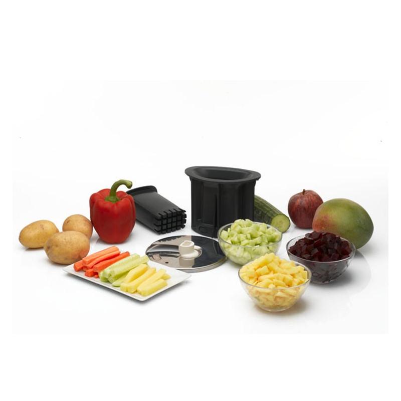 Accesorio de corte Cubos y Bastones para Cook Expert