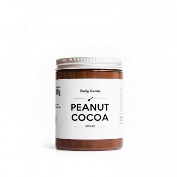 Crema de Cacahuete y Cacao Peanutella 300 gr Body Genius