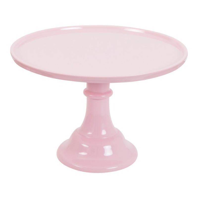 Cake Stand de Melamina Rosa 30 cm