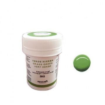 Colorante en gel Verde Hierba 30 gr Azucren