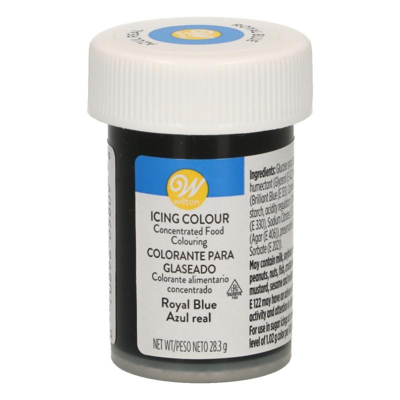 Colorante en gel Azul Real Wilton