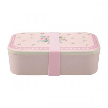 Caja de Melanina Lonchera Nicoline Pale Pink Green Gate
