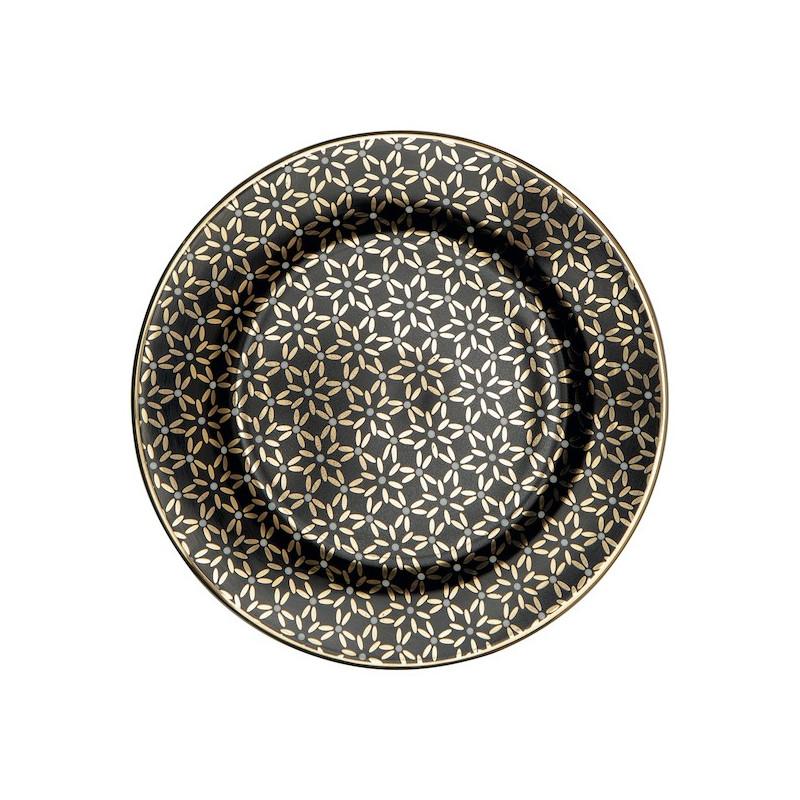 Plato de cerámica 15 cm Juno Gold Green Gate