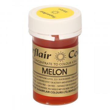 Colorante en pasta Melon Sugarflair