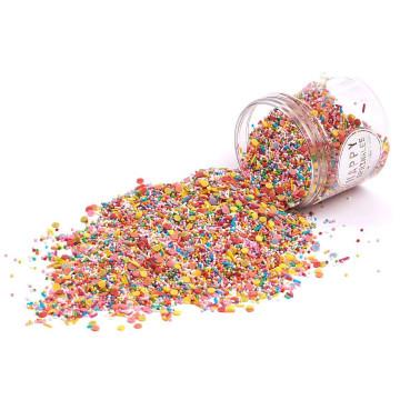 Sprinkles Multicolor Birthday Parade 90 gr Happy Sprinkles