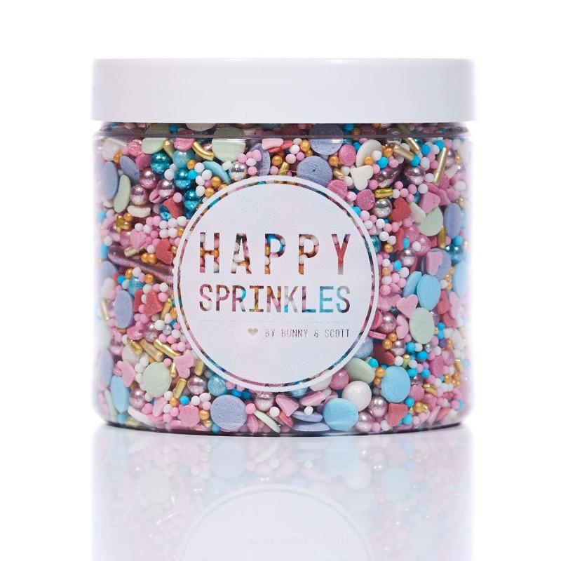 Sprinkles Multicolor Dancing Queen 90 gr Happy Sprinkles