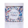 Sprinkles Azul, Blanco y Rojo American Dream 90 gr Happy Sprinkles